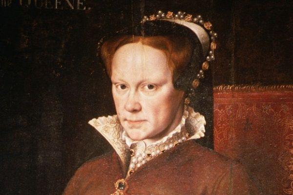 Mary Tudor: First female to rule England