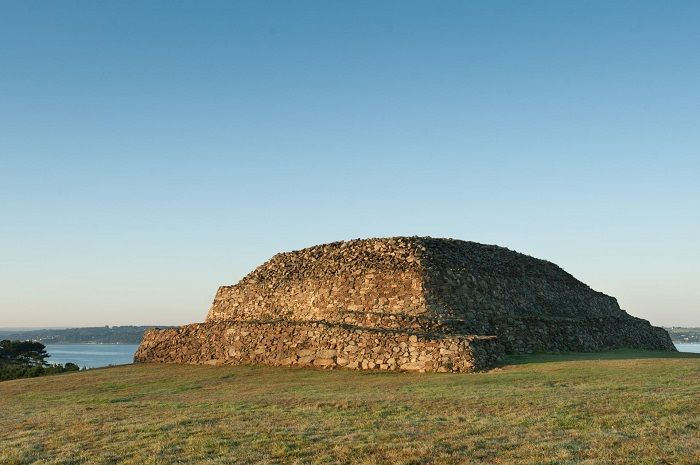Cairn de Barnenez - Oldest Architects in the World