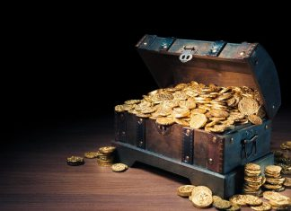 Real-Life Hidden Treasures That Haven't Found Yet