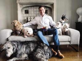 A Man Adopts Abandoned Animals and Now He Has 21 Pets
