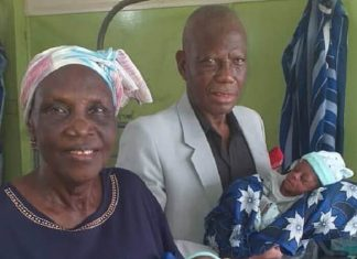 A 68-Year-Old Nigerian Woman Gave Birth to Twins