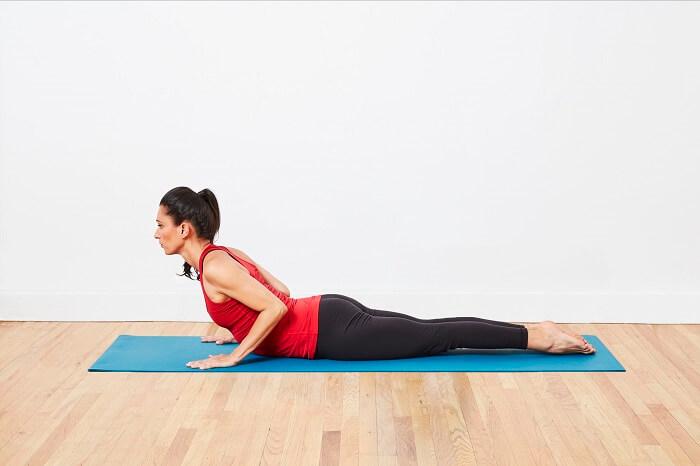 Cobra Pose - 10 Minutes Yoga Practice
