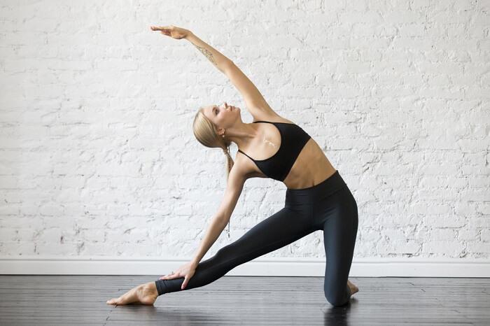 Gate Pose - Best Yoga poses