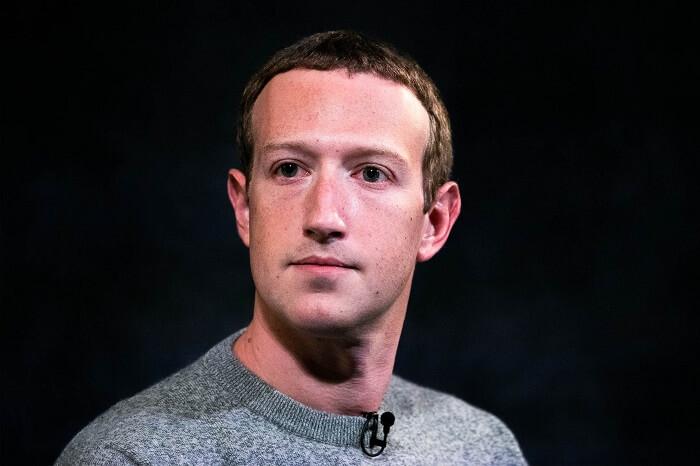 Mark Zuckerberg - Top 10 Richest People
