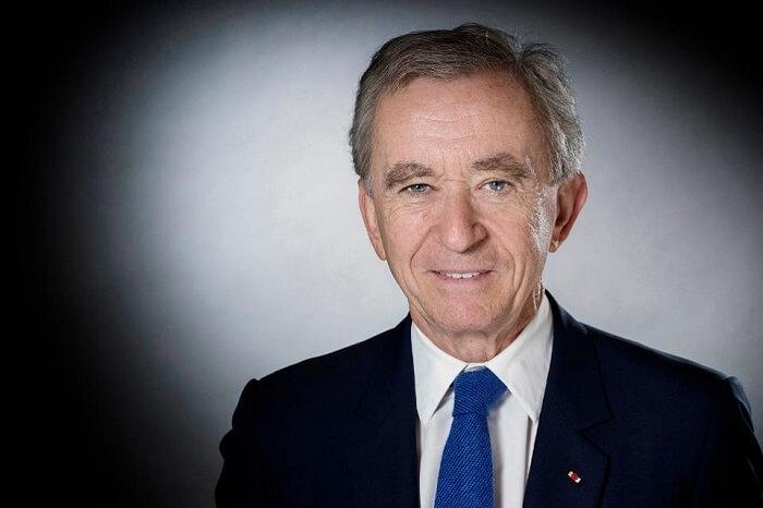 Bernard Arnault - Top 10 Billionaires