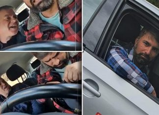 A British-Pakistani Taxi Driver is Praised for Patience against Racist Abuse