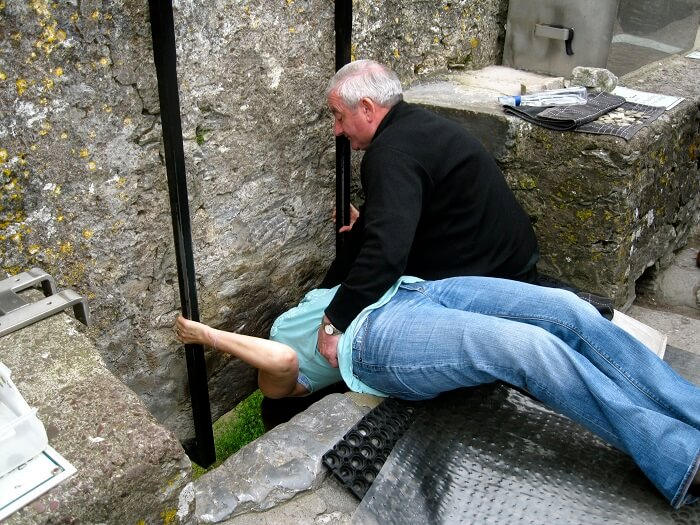 Blarney Stone - Luckiest Places in the World