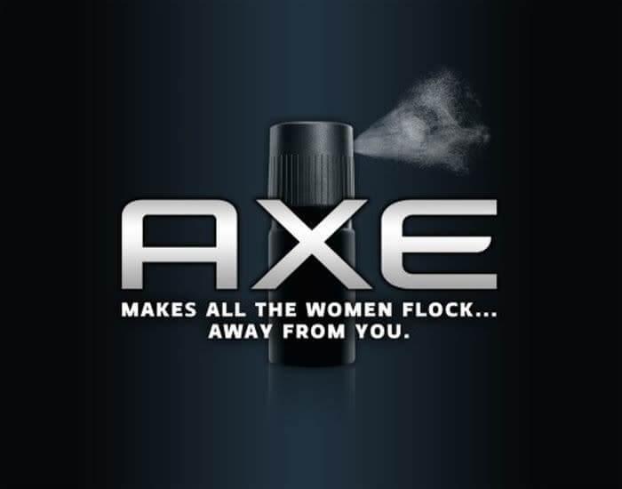 Axe Body Spray