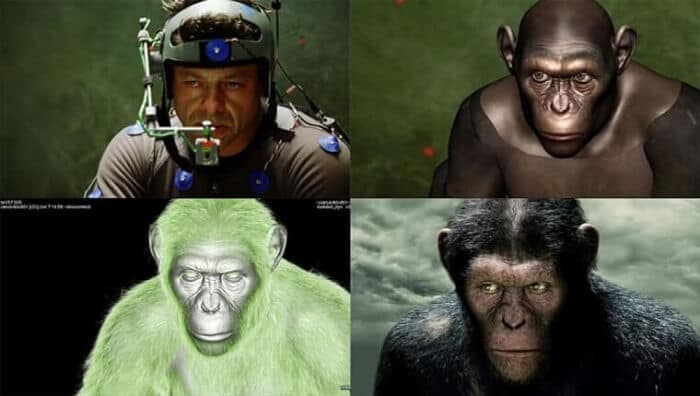 Rise of The Planet Of The Apes - Behind the Scene Photos of Hollywood