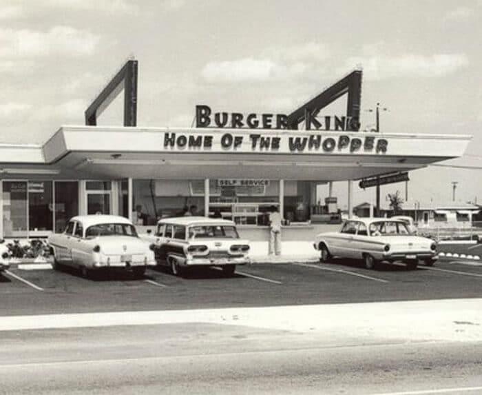 Burger King – 1953