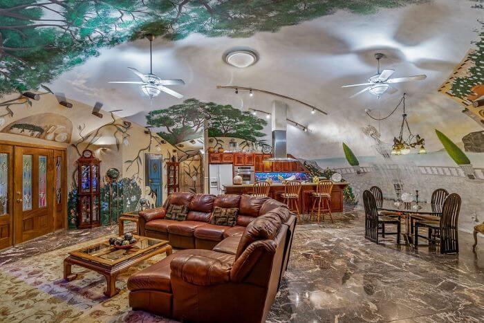 Underground House in Texas