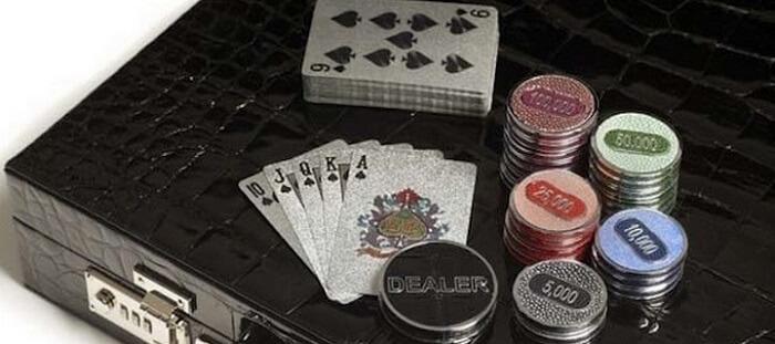 Million Dollars Poker Set