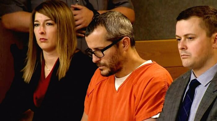 Where is Chris Watts now?