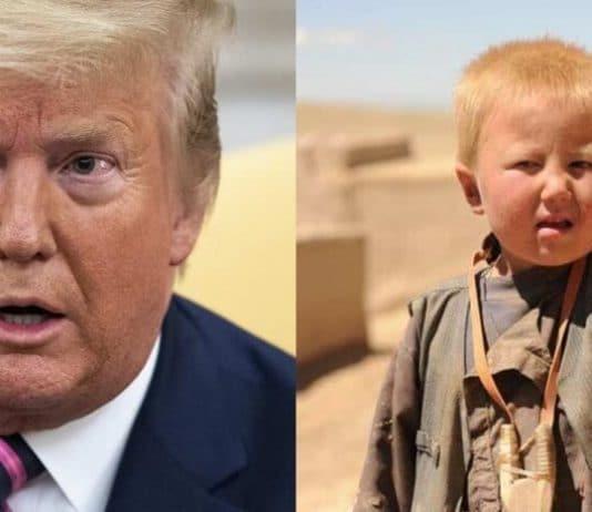 Donald Trump is a Pakistani Orphan: Says Conspiracy Theories