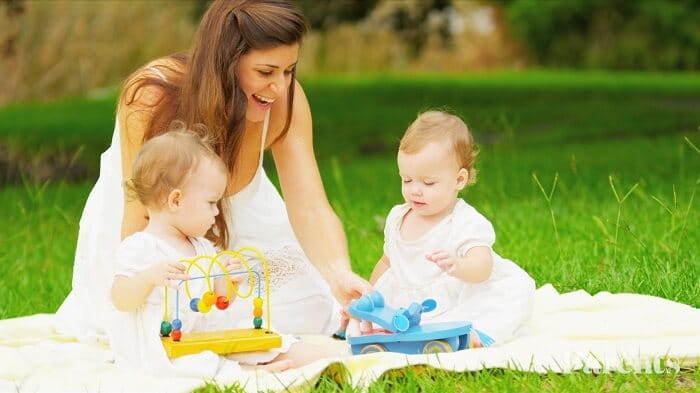Top Tips for Being Out and About With Twins
