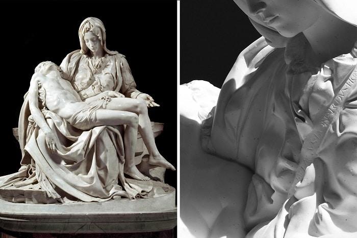 Pieta - Secret Messages of Famous Sculptures