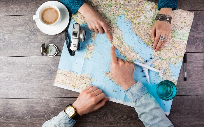 Plan Ahead - Top 10 Tips for Solo Traveler