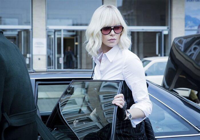 Atomic Blonde - Best Female Assassin Movies