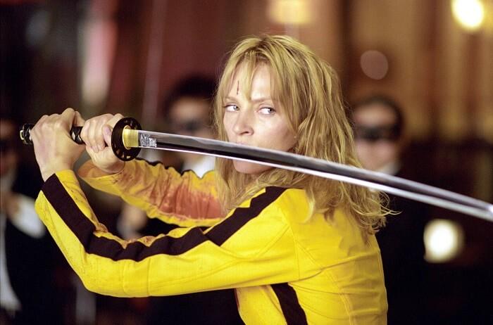 Beatrix Kiddo - Kill Bill (2003)