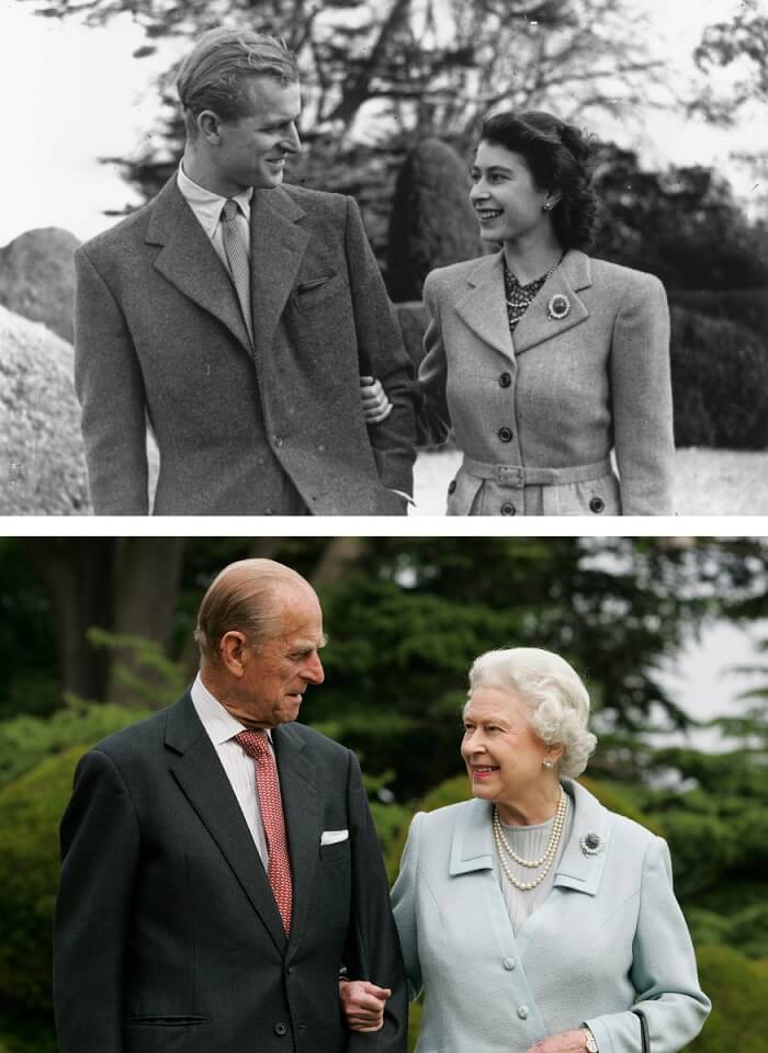 Why Prince Philip wasn't the King?
