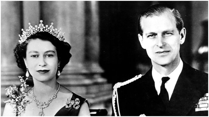 Philip Mountbatten married Elizabeth