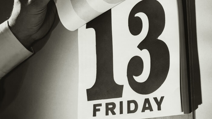 Friday 13th: The Unluckiest Day